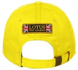 Бейсболка Lotus Vintage 7 Times Winner Cap Yellow, артикул 5055421528867