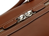 Сумка Lotus Brown Leather Boston Bag, артикул 5055421505622