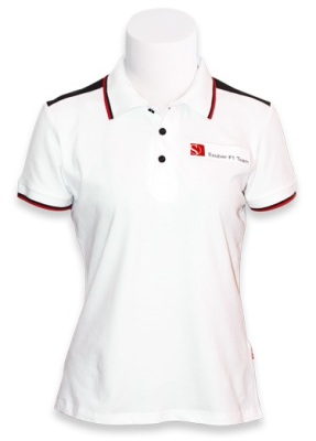 Женское поло Sauber TEAM Polo Sport Ladies
