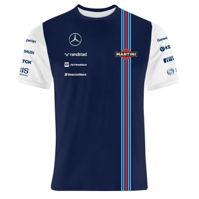 Мужская футболка Williams Men's Team Performance Tee