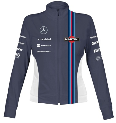 Женская ветровка Williams Women's Team Track Jacket