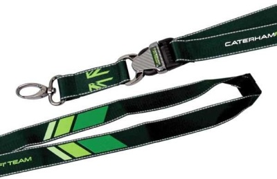 Шнурок Caterham 2014 Team Lanyard & Ticket Holder