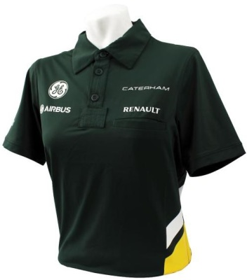 Женская рубашка Caterham 2013 Replica Performance Polo Tee Women