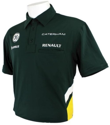 Мужское поло Caterham 2013 Replica Performance Polo Tee Men