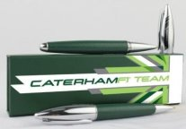 Набор ручек Caterham 2014 Executive Dual Set Pen