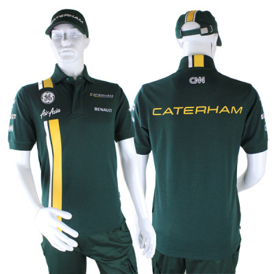 Мужское поло Caterham Replica Caterham Polo Shirt Men