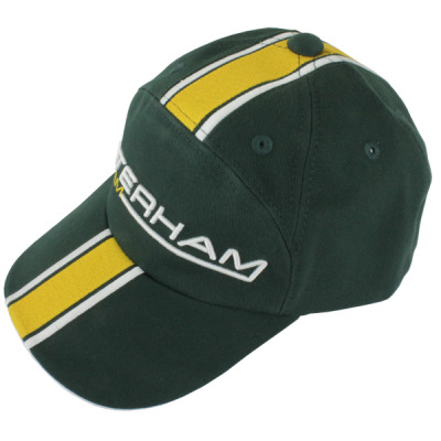 Бейсболка Caterham Team Cap Green