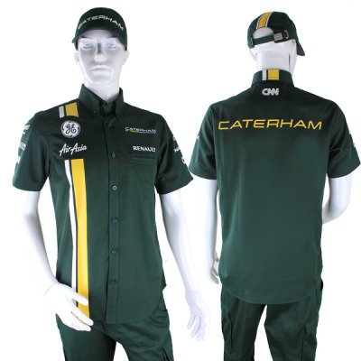 Мужская рубашка Caterham Replica Caterham Race Shirt Men