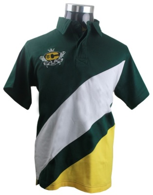 Мужское поло Caterham Classic Stripe Polo Men