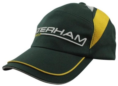 Бейсболка Caterham 2013 - Team Cap Replica