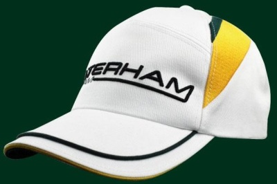 Бейсболка Caterham 2013 - White Cap