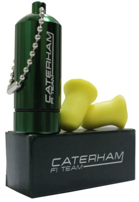 Беруши Caterham Canister Ear Plugs