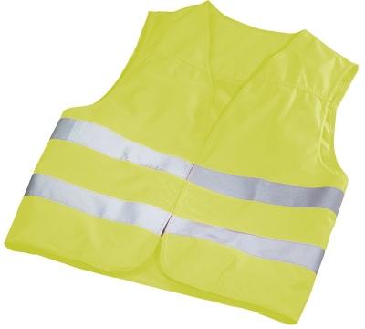 Аварийный жилет унисекс Mercedes Emergency Vest Unisex, Yellow
