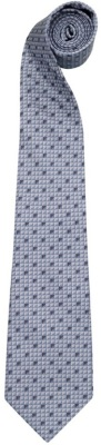 Галстук Jaguar Men's F-type Print Silk Tie Grey