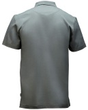 Мужская рубашка-поло Jaguar Men's Mercerized Cotton Poloshirt Grey, артикул JSS12PS3XS