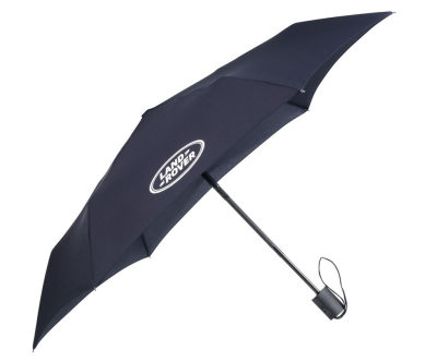 Складной зонт Land Rover Pocket Umbrella Black