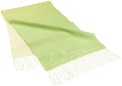 Женский шарф Range Rover Icon Cashmere Scarf Lime
