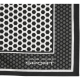 Платок Range Rover Sport Silk Pocket Square Monochrome, артикул LRSTRRSM