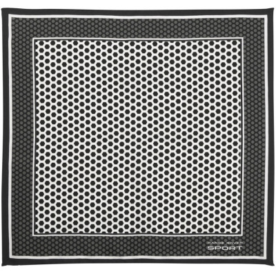 Платок Range Rover Sport Silk Pocket Square Monochrome