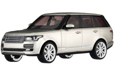 Модель автомобиля Range Rover All New Scale Model 1:43, Luxor Gold