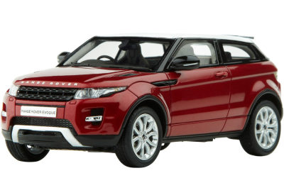 Модель автомобиля Range Rover Evoque Scale Model 1:43 Firenze Red Metallic