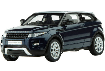 Модель автомобиля Range Rover Evoque Scale Model 1:43 Blue