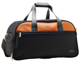 Сумка Range Rover Lifestyle Holdall Black and Brown, артикул LRLUGRRSB