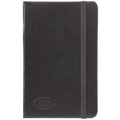 Блокнот - записная книжка Land Rover Small Notebook Black