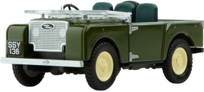 Модель автомобиля Land Rover 80 Inc Bronze Green Scale Model 1:43