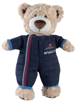 Медвеженок Renault Red Bull F1 Teddy Bear