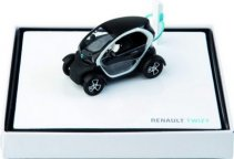 Модель Renault Twizy Technic black 1/43