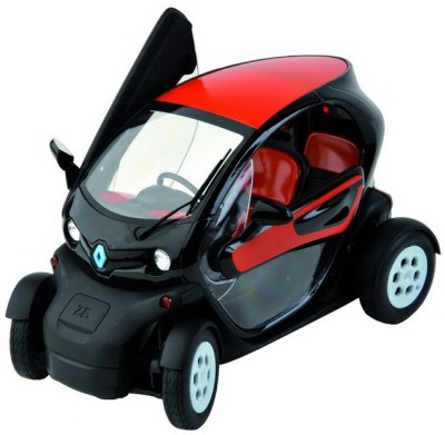 Модель Renault Twizy Pack color red 1/12