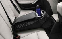 Сумка-подлокотник BMW Rear Car Seat Storage Travel Bag Grey