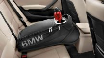 Сумка-подлокотник BMW Rear Car Seat Storage Travel Bag Black