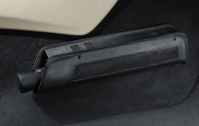Зонт с чехлом BMW In Car Front Passenger Footwell Umbrella