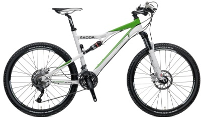 Велосипед Skoda Bicycle MTB Full