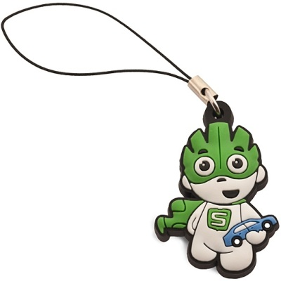 Подвеска Skoda Pendant on zipper - for boys