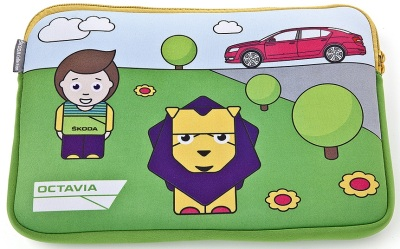 Детский набор Skoda Children´s bag set Octavia