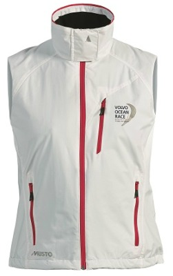 Женский жилет Volvo Alicante Gilet Women White