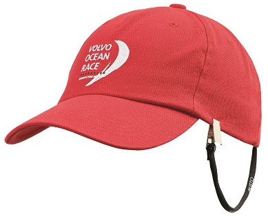 Бейсболка Volvo Cotton Cap Ocean Race Red