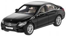 Модель автомобиля Mercedes C-Klasse Limousine Avantgarde Black 1/43