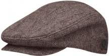 Кепка Mercedes Flat Cap, Brown / Beige