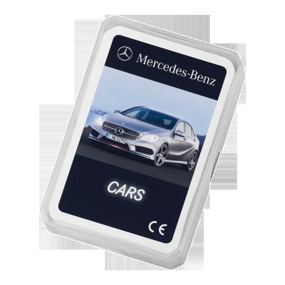 Игральные карты Mercedes Classic Card Game