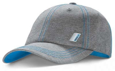Бейсболка BMW i Cap, Grey