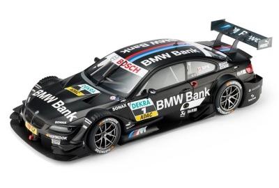 Модель автомобиля BMW M3 DTM 2012, Scale 1:43, Black