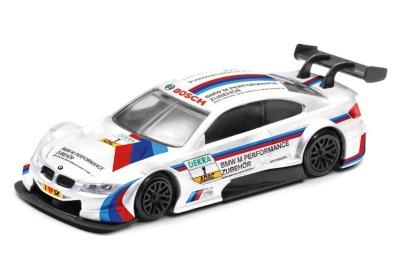 Модель автомобиля BMW M3 DTM 2012, Scale 1:43, White