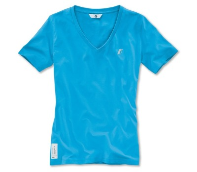 Женская футболка BMW i Women's T-Shirt, Electric Blue