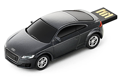 Флешка Audi TT Coupé USB flash drive, 8 GB, Nano grey