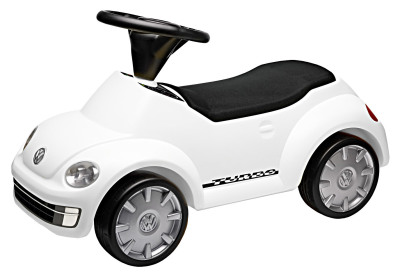 Детский автомобиль Volkswagen Junior Beetle Turbo, White