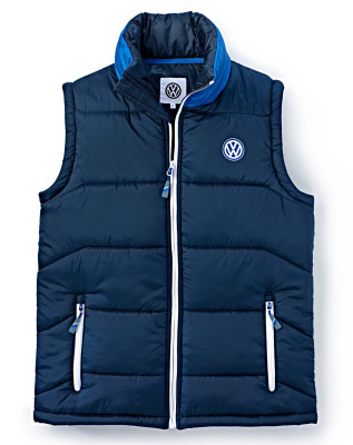 Мужской жилет Volkswagen Men's Vest Motorsport, Blue